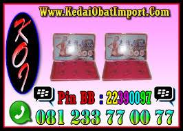 perangsang wanita tablet china herbal
