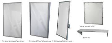 interior commercial bathroom mirrors vintage lighting fixtures