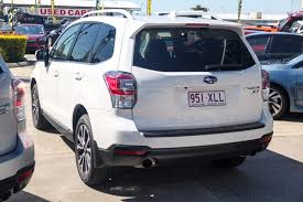 2017 subaru forester premium white 2017 subaru forester xt premium s4 white for sale in rothwell