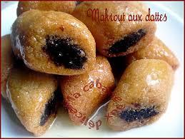 la cuisine de djouza makrout aux dattes et amandes recettes faciles recettes rapides
