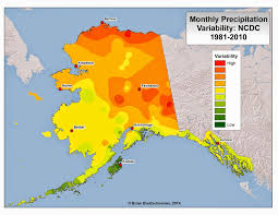 Kotzebue Alaska Map by Deep Cold Interior And Northern Alaska Weather U0026 Climate Intra