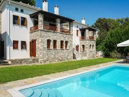 Schlafzimmerm El Mit Fernseher Villa Mit 5 Schlafzimmern In Tsagarada Griechenland Mit Pool