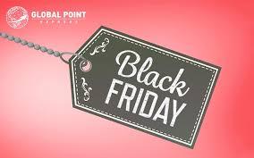 como aprovechar el black friday en amazon global point express