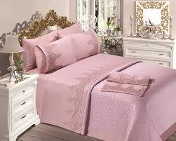 couvert lit couvre lit miranda 9 pi礙ces iklil