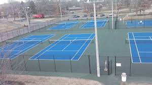 tennis u0026 basketball courts newport city park city of newport