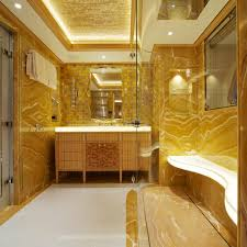 Gold Bathroom Ideas Ten Gold Bathroom Ideas To Be Amazed By Decohoms