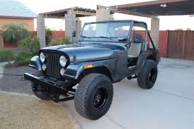 jeep gray blue seller of classic cars 1977 jeep cj gray two tone gray and black