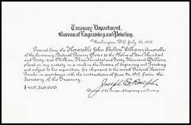 bureau of shipping wiki receipt