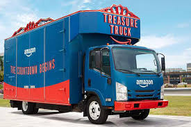 truck amazon u0027s treasure truck is expanding into other cities the verge