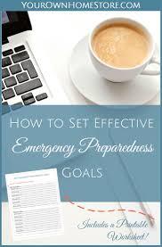 Emergency Preparedness Worksheet The 25 Best Emergency Preparedness Plan Ideas On