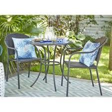 Garden Treasures Bistro Chair Pelham Bay Fits Perfectly In Your Favorite Nook Outdoor