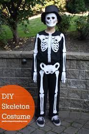 Skeleton Costume Diy Skeleton Costume Yesterday On Tuesday