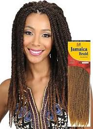 crochet marley hair jamaica braid crochet marley hair color 1 2 packs ebay