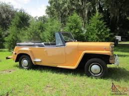 willys jeepster jeepster phaeton convertible 1950