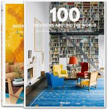 design taschen taschen interior hardcover book 100 interiors around the world
