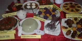 klasis taniwel gelar lomba cipta menu berbahan pangan lokal b2sa