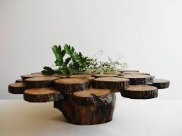Wedding Centerpiece Stands by Best 25 Rustic Cake Stands Ideas On Pinterest Wood Cake Stands