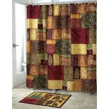 Unique Bathroom Shower Curtains Bathroom Shower Curtain And Rug Sets Freetemplate Club