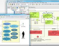 membuat erd visual paradigm netbeans ide unified modeling language uml features
