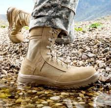 Most Comfortable Air Force Boots How To Lace Combat Boots Authorized Boots