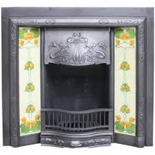 Fireplace Grate Cast Iron by Cast Iron And Brass Philip Webb Pillar Fireplace Grate For Sale At