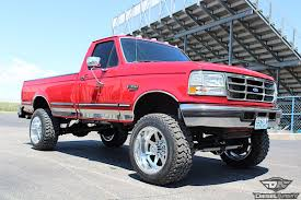 ford old old style new flow nick brueckners 1995 ford f 350