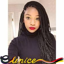 types of braiding hair weave 80g pack box braids hair crochet 18 inches hair extensions