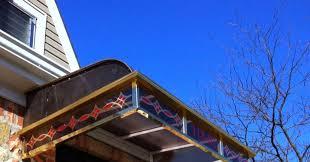 Lexan Awnings Awnings U0026 Canopies Lexan Fiberglass Awnings And Aluminum Awnings Nyc