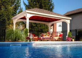 Backyard Shade Structures Pergolas Pavilions Gazebos We Fix Ugly Pools Phoenix Az