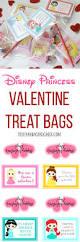 disney princess valentine treat bags the farm gabs