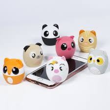 cute speakers super cute animal speaker fox hexnub