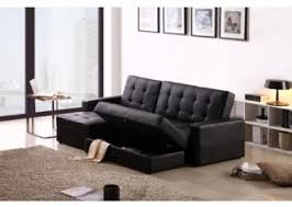 Black Sectional Sleeper Sofa by Microfiber And Leather Sectional Sleeper Sofa With Chaise And