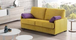 mini canapé canapé lit petit espace couchage 120 mini