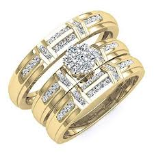 trio wedding sets 96 best spectacular trio wedding ring sets images on
