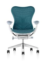 Office Chairs Without Wheels Price Mirra 2 Chair Herman Miller