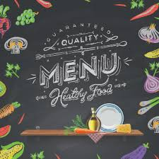 editable menu templates editable menu template free vector 14 665 free vector