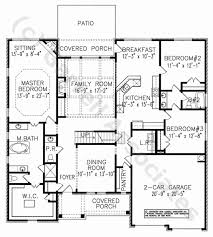 house plans with screened porch cottage house plans with porch unique cottage style house plan