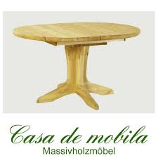 Esszimmertisch Rund Massiv Tisch Rund Thonet Weiß 120 Cm Carprola For