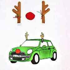 Christmas Reindeer Car Decoration Kit by Reindeer Car Kit Ebay
