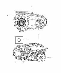 transfer case assembly u0026 identification for 2008 jeep grand cherokee