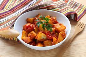recette cuisine companion recette patatas bravas au cuisine companion en pas à pas
