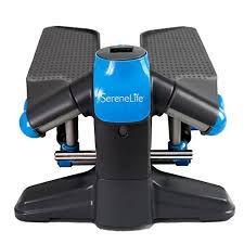 under desk foot exerciser serenelife fitness exercise machine mini elliptical foot pedal