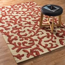 Coral Outdoor Rug Coral Outdoor Rug With Outdoor Rugs The Company Store Red Indoor