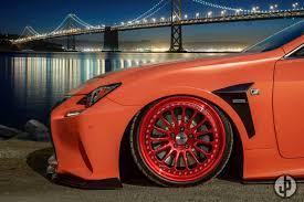 custom lexus rc 350 julie u0027s lexus rc350 f sport on spec a iss forged f1 15 wheels