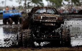 mudding cars cars dirt jmj monster truck wheels walldevil