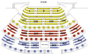 ryman seating map plaza showroom seating chart plaza showroom seats