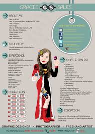 Infographic Style Resume My Creative Resume Visual Ly