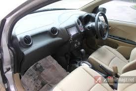 Interior Mobilio Interior Dashboard Honda Mobilio Prestige