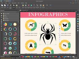 Home Design Software Offline Edraw Infographic V8 7 Shareware Download Edraw Infographic Is