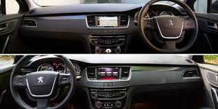 peugeot 508 interior peugeot 508 news review specification price caradvice